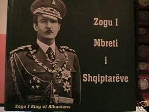 Albania - King Zog I Ilustrated Large Photo Book English and Albanian