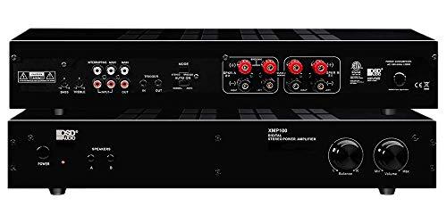 Best Class D Stereo Amplifier