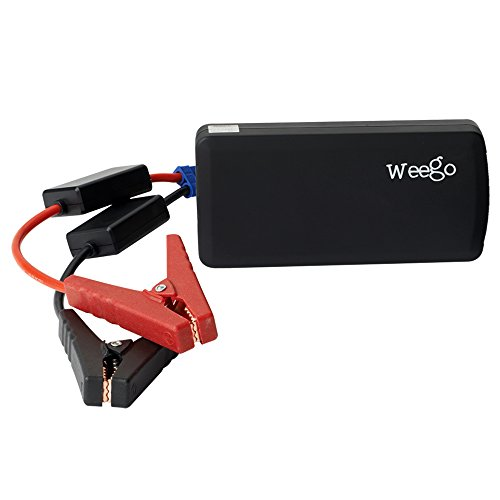 WEEGO Jump Starter, battery and smart device charger