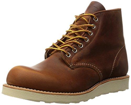 [レッド ウィング シューズ] ブーツ 9111 メンズ Copper US 8 1/2(26.5cm)