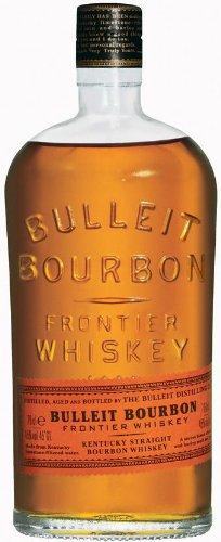 Bulleit Kentucky Straight Bourbon Whiskey 45% Whisky 1l Flasche