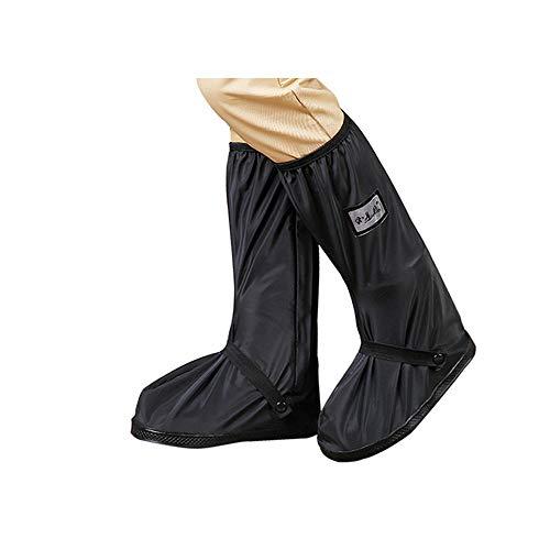 Yinglihua Fietsen Schoen Covers De Draagbare Waterdichte Schoen Motorfiets Laarzen Fiets Schoen Zijde Van De Bevestiging Kan Worden Hergebruikt Voor Opslag In De Pocket En De Fietstas Regen En Sneeuwlaarzen