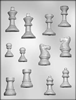 chess moulds for sale