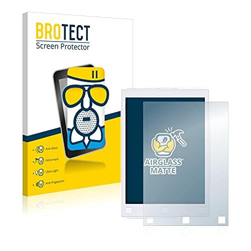 BROTECT Protector Pantalla Cristal Mate Compatible con Remarkable 1 Protector Pantalla Anti-Reflejos Vidrio, AirGlass
