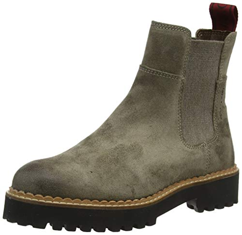 Marc O'Polo Damen Chelsea Boots, Beige (Taupe 717), 41 EU (7.5 UK)