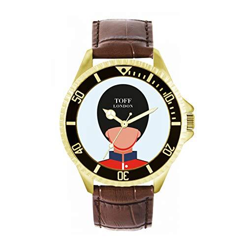Toff London Reloj Royal Guard Multicolor de Toff London