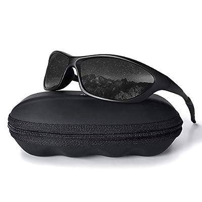 MXNX Polarized Sports Sunglasses
