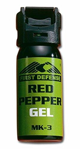 Budoten First Defense Pepper Gel MK-3