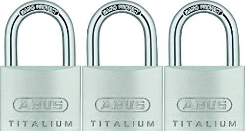 Abus 64TI/40 Triples Titalium