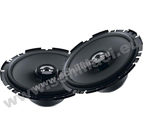 HERTZ DCX 170.3 - Altavoces para coche Peugeot 206/207/306/307/308, 17 cm
