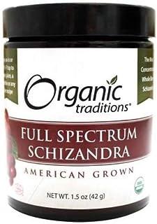 Organic Schizandra Extract 42 Gm