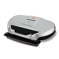 George Foreman 9-Serving Classic Plate Electric Grill