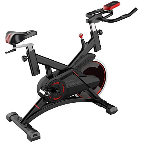 Gr8 Fitness Indoor Spin Bike Aerobic Exercise Indoor Home Training Cardio Gym Spinning...