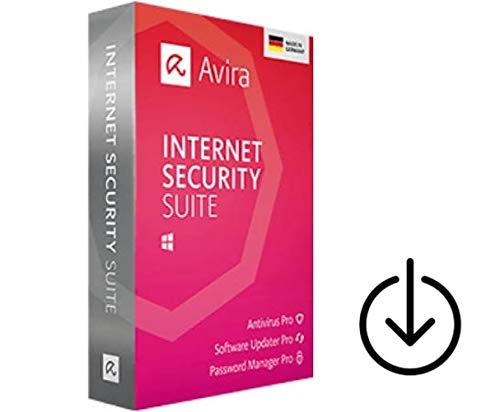 Avira Internet Security Suite|3Geräte|3Jahre|Sie erhalten 3 Jahre die neuesten Updates|Aktivierungscode per Post [Lizenz][KEINE CD][NO