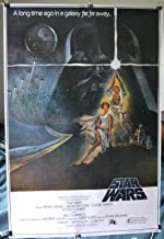 Star Wars first trilogy (ep4-6) movie POSTER replica set of 23.5 x 34 posters GREAT GIFT (posters sent from USA in PVC pipe)