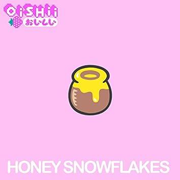 Honey Snowflakes