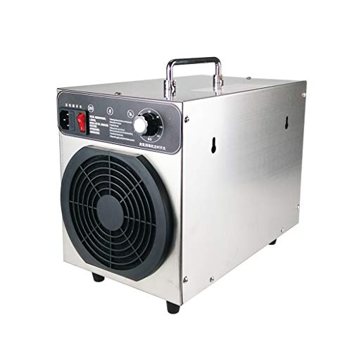 BBGS Comercial Generador de Ozono, Máquina de Eliminación de Olores O3 para Viajar, Al Aire Libre, Habitación, Mascotas (El Área Máxima Aplicable Es de 600 M²) (Size : 20g)