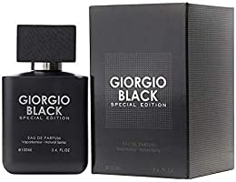 Giorgio Perfume - Black Special Edition by Giorgio - Perfume for Men - Eau de Parfum, 100ml