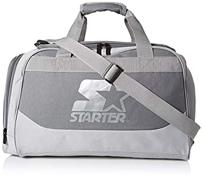 "Starter 19"" Sport Duffel Bag, Amazon Exclusive, Iron Grey, One Size"