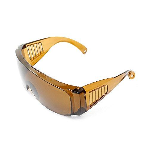 Q-BAIHE 1064nm (800-1100nm) Infrarot-Laser-Schutzbrillen Unsichtbare Infrarot-Laser-Schutzbrillen