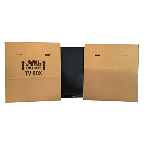 EcoBox 24 x 18 x 15 Inches Corrugated Box E-164