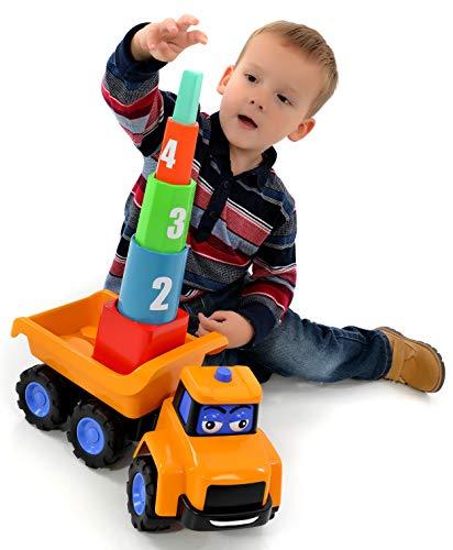 My 1st JCB Stapeln, Stanley Mega Truck Spielzeug