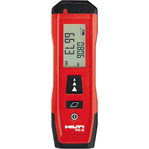 Hilti pd-s misuratore di distanza laser 60m/60m, Handheld Range di misura del...