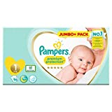Pampers 81686981 Premium Protection windeln, weiß