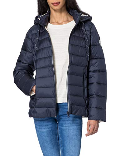 Cecil Damen 201567 Steppjacke, deep Blue, S