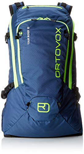ORTOVOX Herren Tour Rider 30 Rucksack, Night Blue, 63 x 31 x 16 cm, 30 Liter