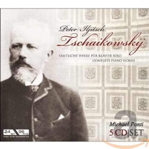 Tchaikovsky - Sämtliche Klavierwerke