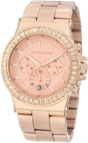 Relógio feminino Michael Kors MK5412 Dylan rosa
