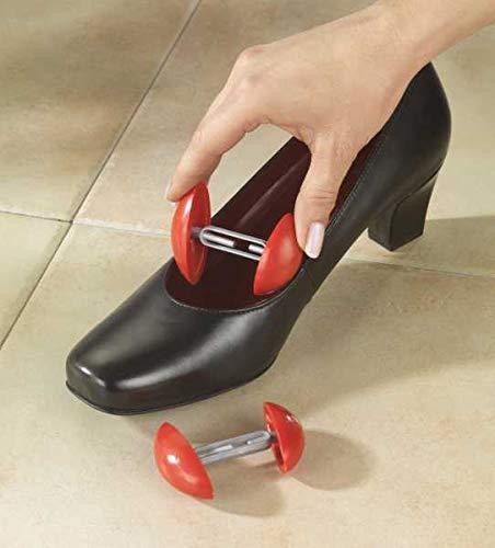 WENKO Schuhdehner Schuhe weiten Bequeme Schuhe Schuhe einspannen Lederschuhe