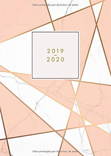 2019 2020: Agenda 2019/2020 español - Agenda semanal 18...
