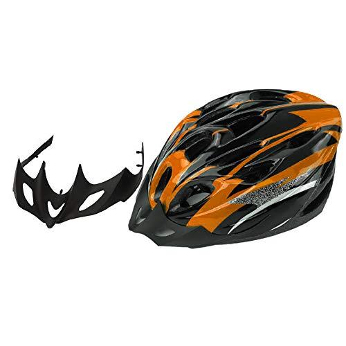 alsu3luy02Ld Casco de seguridad ajustable Streamline para deportes al aire libre, ciclismo,...