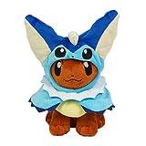 fgbv Pokemon Eevee Cosplay Sylveon Juguetes de Peluche 20Cm Suave y Lindo Umbreon Pokemon Peluche Pokemon corazón Oro y...