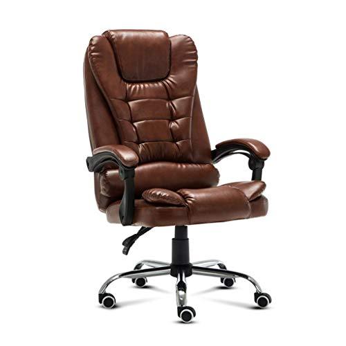 Fhw silla de oficina Presidente de respaldo del sistema informático sillón hacia atrás la silla acolchada silla for dormir habitación silla hacia atrás Silla hogar silla de oficina silla de oficina vo