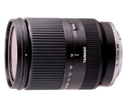 Tamron 18-200mm Di III VC for Sony Mirrorless Interchangeable-Lens