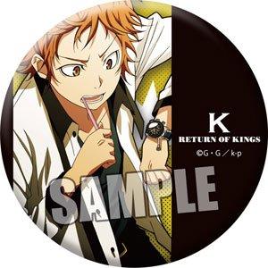 K RETURN OF KINGS 缶バッジ「八田 美咲」