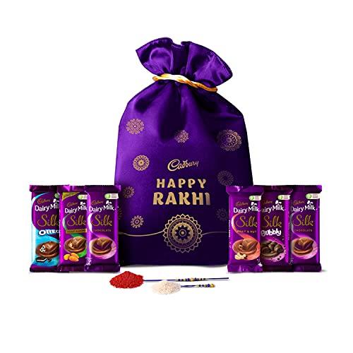 Cadbury Silk Rakhi Special Potli,343g 2