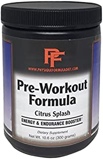Pre Workout Without Artificial Sweeteners Or Sucralose-Keto Pre Workout with Stevia| Low Carb Preworkout Without Sucralose