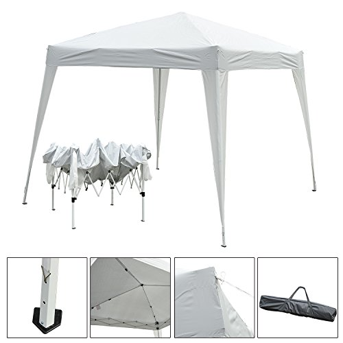 Outsunny Carpa Plegable 3x3m