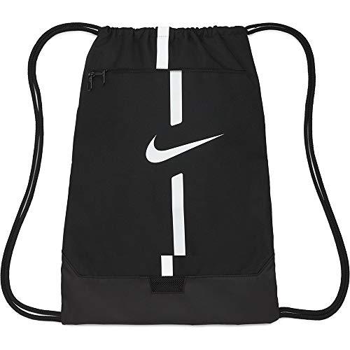 Nike Men's Acdmy Sp21 Sportbag, Black/Black/White, One Size