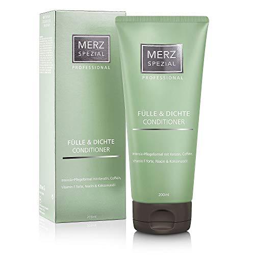 Merz Spezial Professional Haar Conditioner Fülle & Dichte - Haarspülung für geschmeidiges Haar und weniger Haarbruch (1 x 200 ml)
