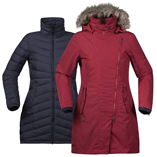 Bergans Damen Mantel Sagene 3in1 Lady Coat