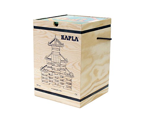カプラ(KAPLA) KAPLAブロック 280 アートブック 緑(初級 4才ぐらい~) [並行輸入品]