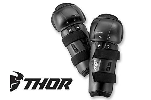 Thor Sector - Protectores de rodillas - color negro - talla única