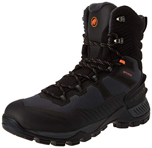 Mammut Herren Blackfin III WP High Men Traillaufschuh, Black, 40 EU