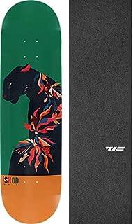 Real Skateboards Ishod WAIR X Willian Twin Tail Skateboard Deck Slick - 8.38