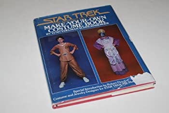 Star Trek The Motion Picture : Make-Your-Own Costume Book 0671251805 Book Cover